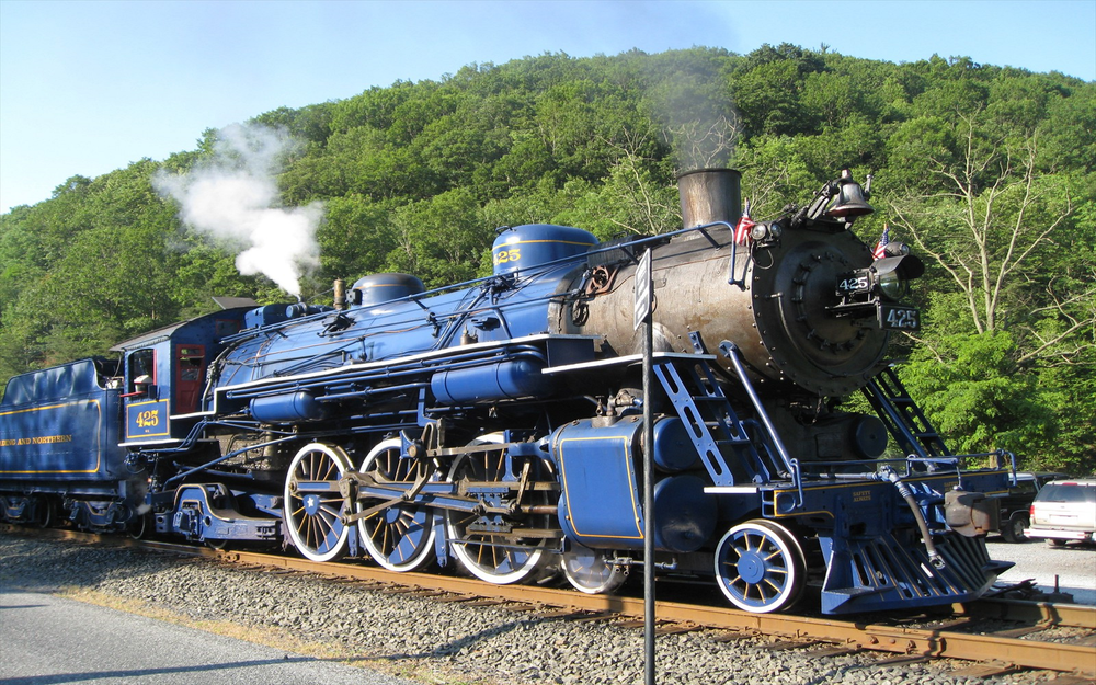 Steam Power - October 12th, 13th, 19th & 20th_