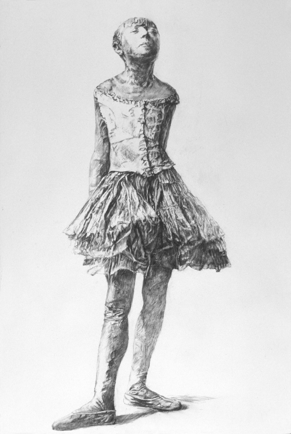 Little Fourteen-Year-Old Dancer