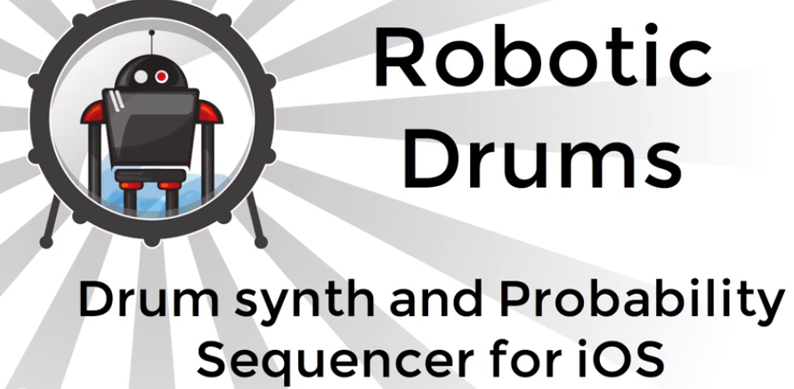 robotic drums iOS afrodjmac ableton live