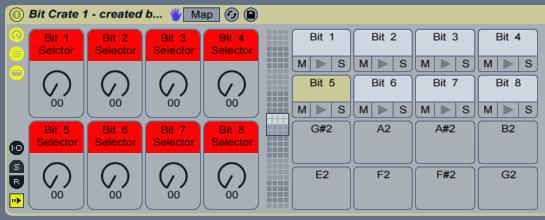 8 bit bandit chip tunes afrodjmac ableton