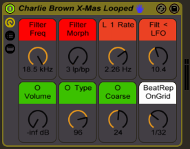 charlie brown christmas afrodjmac ableton