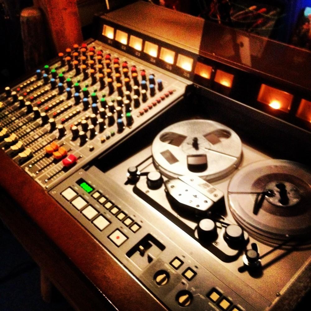 Tascam 388 Studio 8 Reel to Reel Tape Machine