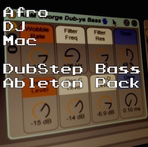 DubStep Bass   Ableton Live Pack   Aggressive and expressive Dub-Step style bass sounds. Specifically designed for wobble and growl bass. 10 Instrument and Effect Racks. *Requires Operator.*