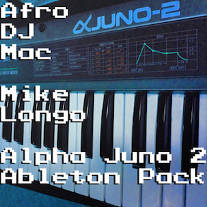 Alpha Juno 2 Ableton Live Pack The warmth and character of the Roland Alpha Juno 2 is captured in 72 Ableton Live Instrument Racks. Featuring vintage sounds that fit a wide range of genres.