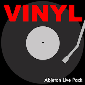VINYL Ableton Live Pack Synths that sound like they came straight from a vinyl record. 50 Ableton Live Instruments created from samples of instruments recorded from vinyl records.