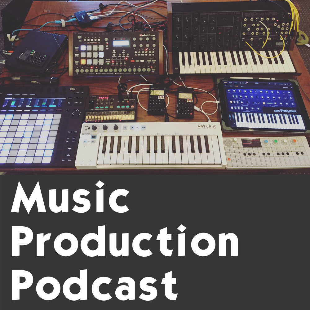 Music Production Podcast -