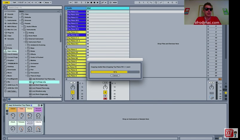 How To Install Ableton Live Presets, Packs, and Racks into