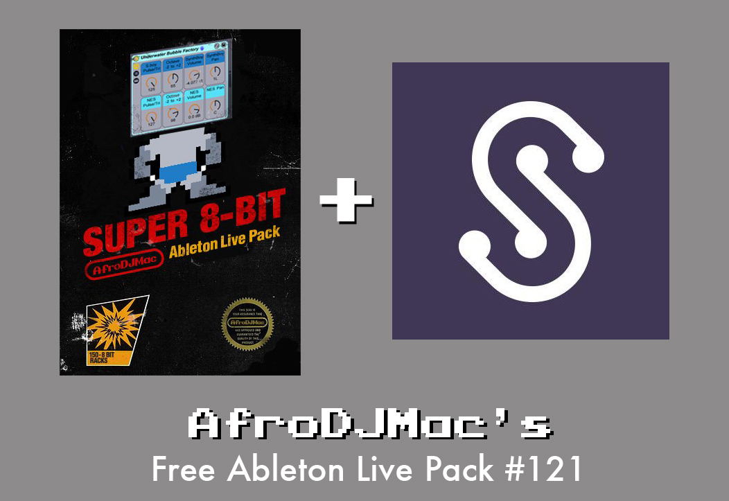 Try the Super 8 Bit Ableton Live Pack on Splice — Brian Funk