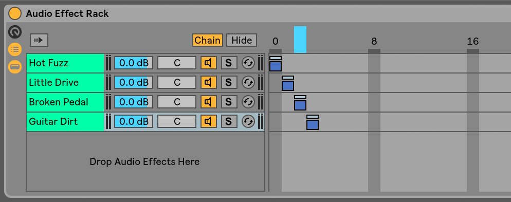 2 Minute Ableton Tip #28: The Chain Selector — Brian Funk