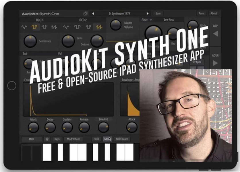 66: Matthew Fecher - AudioKit Pro, Synth One, and Open-Source