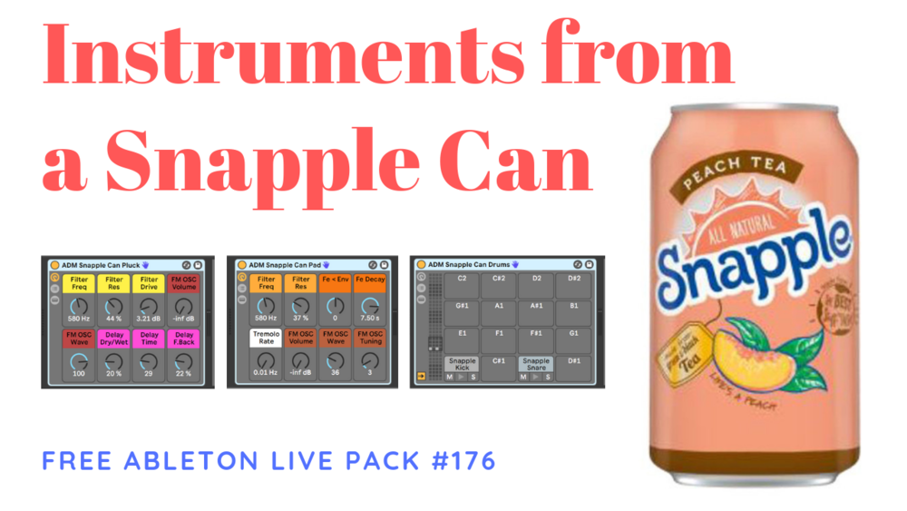 Music from a Snapple Can.png