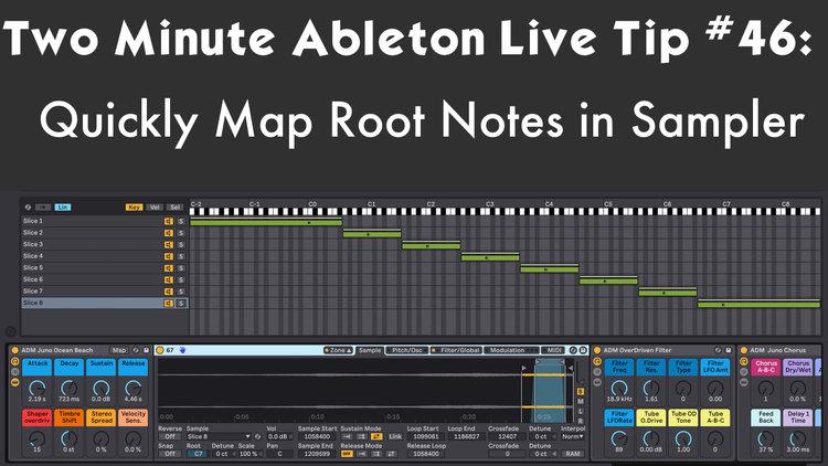 Ableton Live Whistle Pack