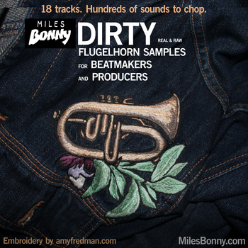 Miles Bonny- Dirty Flugelhorn Samples