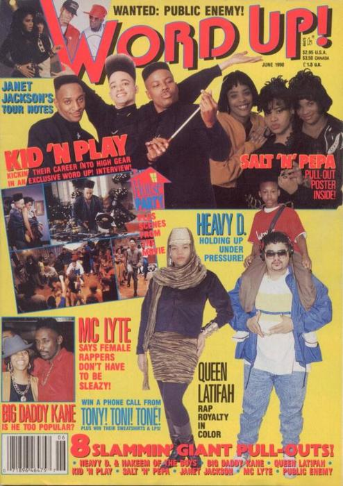 Word Up! Magazine June 1996