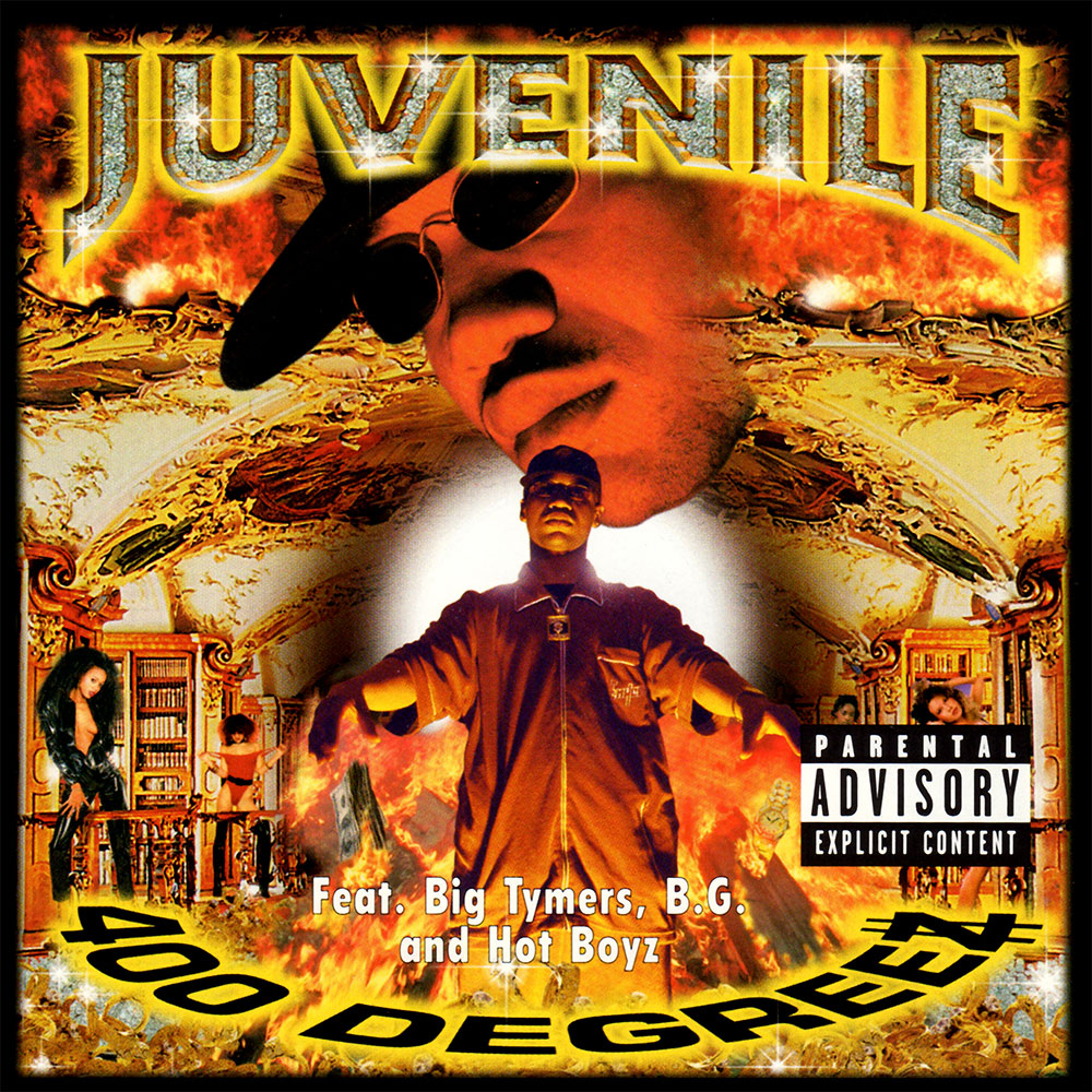 "November 3, 1998 Juvenile dropped ""400 Degreez"""