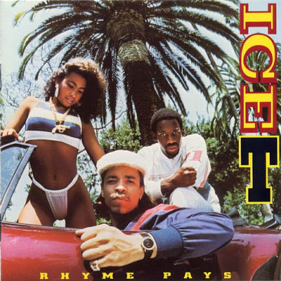 "November 4, 1987 Ice-T dropped ""Rhyme Pays"""
