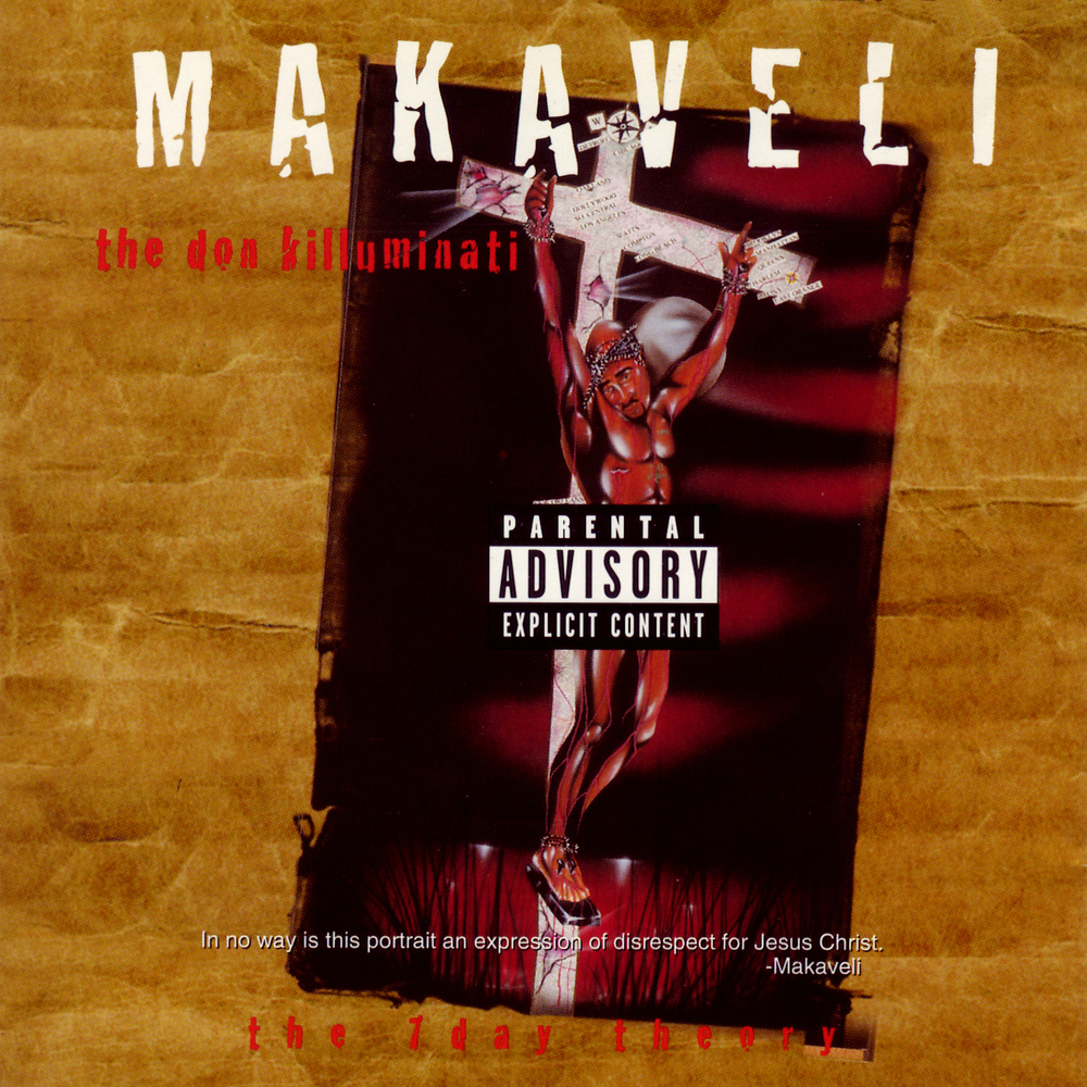 "November 5, 1996 2Pac/Makaveli- ""The Don Killuminati 7 Day Theory"" was released"