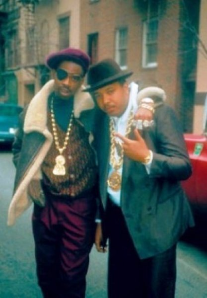 Slick Rick & Run