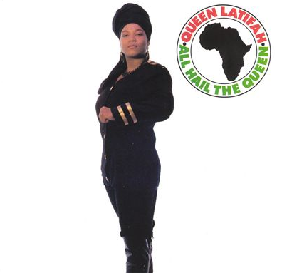 "November 7, 1989 Queen Latifah dropped ""All Hail the Queen"""