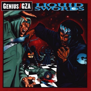 "November 7, 1995 GZA dropped ""Liquid Swords"""