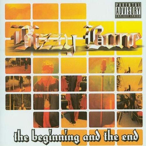 "November 7, 2004 Bizzy Bone dropped ""The Beginning and the End"""