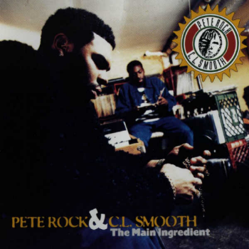 "November 8, 1994 Pete Rock & CL Smooth dropped ""The Main Ingredient"""