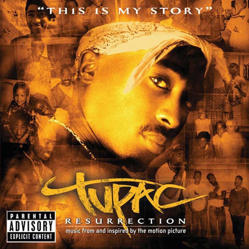 """Tupac: Resurrection""-Tupac Shakur(2003)"