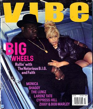 Vibe, October 1995