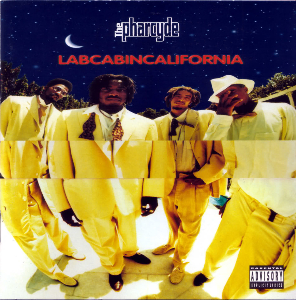 """Labcabincalifornia"" - The Pharcyde (1995)"