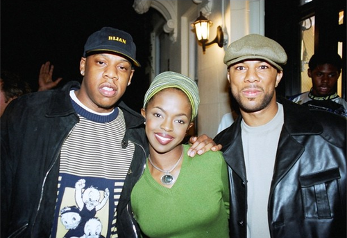 Jay Z, Lauryn Hill & Common
