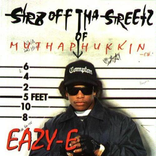 """Str8 off tha Streetz of Muthaphukkin Compton"" -Eazy-E(1995)"