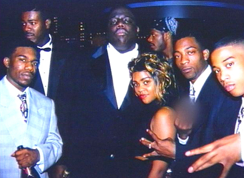 Biggie, Lil' Kim & Junior Mafia