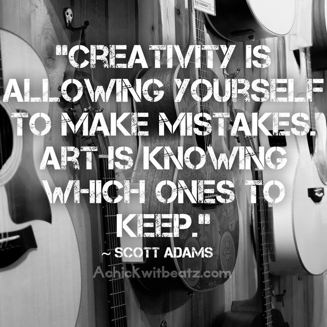 Creativity-Art Quote