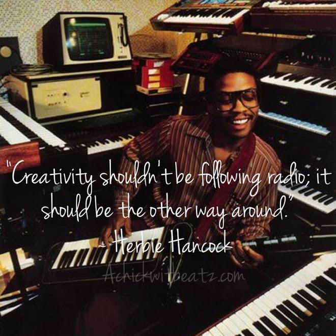 Herbie Hancock Quotes
