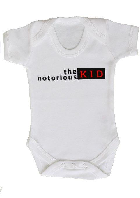 """""""The Notorious KID"""" Onesie"""