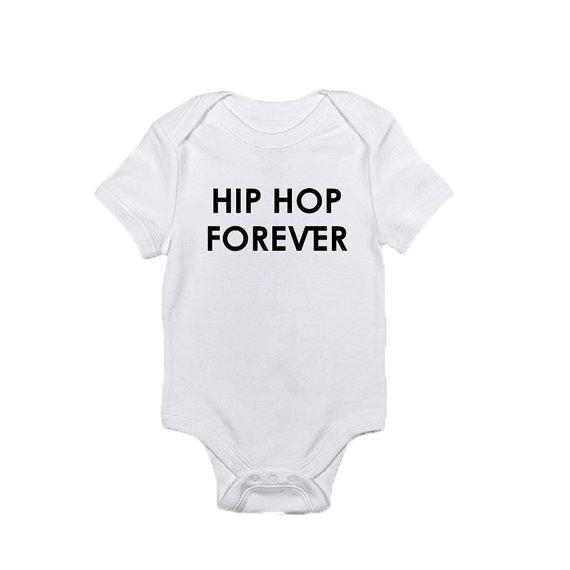 """Hip Hop Forever"" Onesie"