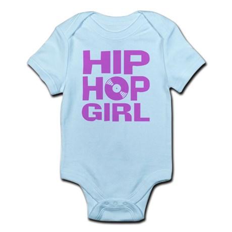 """""""Hip Hop Girl"""" Onesie"""