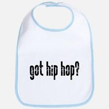 """Got Hip Hop?"" Bib"