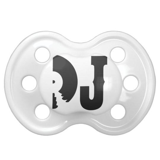 """DJ"" Pacifier"