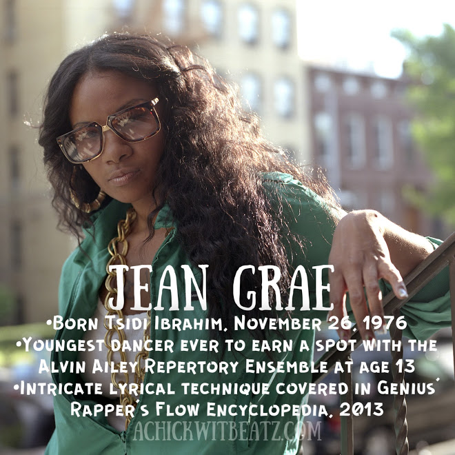 Jean Grae Women's History Month