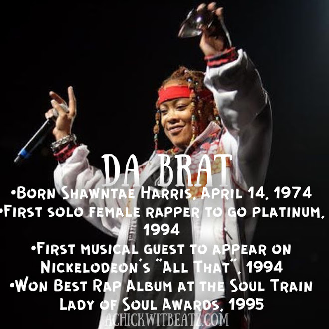 Da Brat Women's History Month
