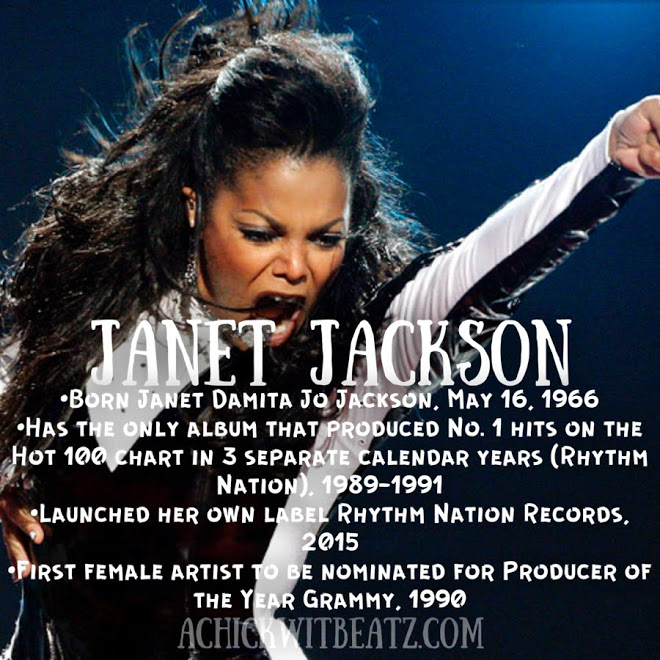 Janet Jackson Women's History Month
