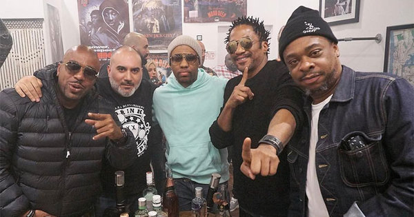 A Tribe Called Quest on Drink Champs