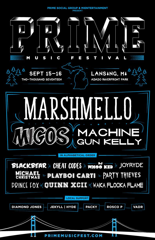 PRIME Music Festival 2017