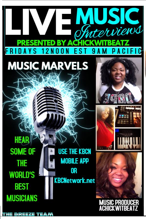 Music Marvels with Achickwitbeatz