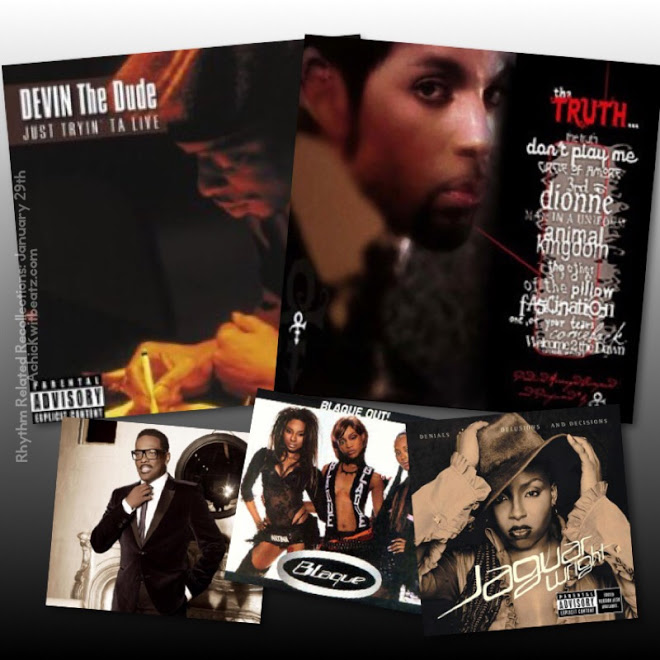 Rhythm Related Recollections January 29th