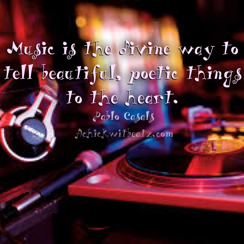 Music is the divine way to tell beautiful, poetic things to the heart.