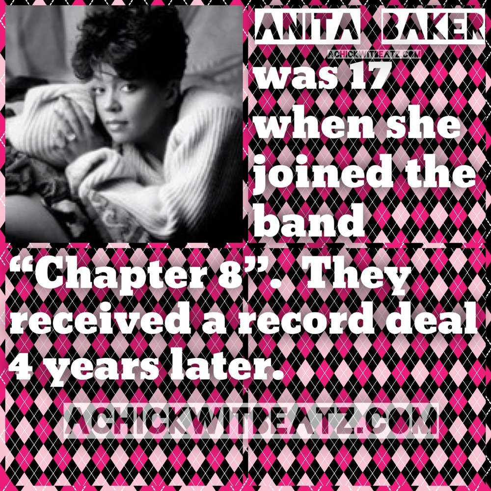 Anita Baker Womens History Month