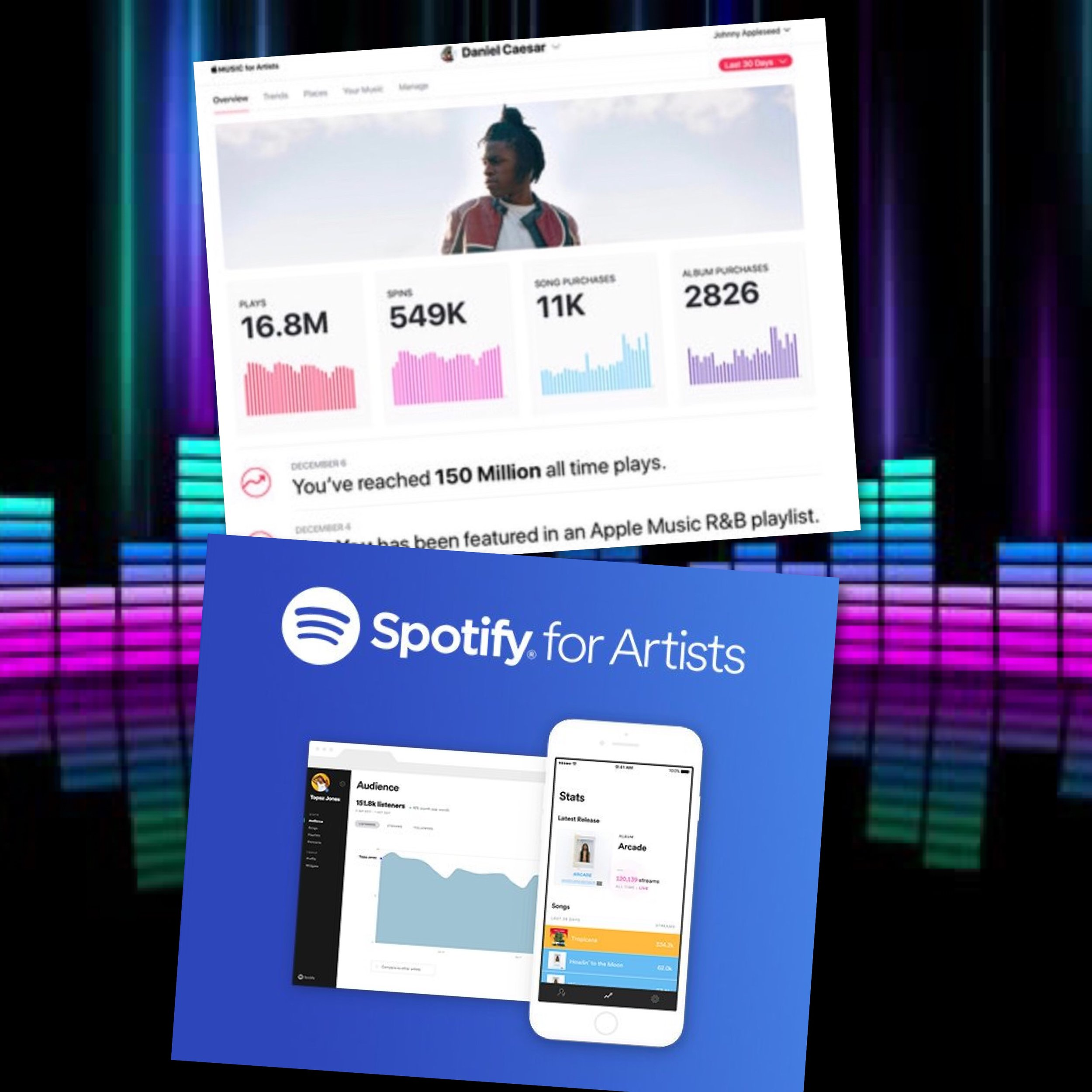 Track Your Music Stats with Apple Music for Artists