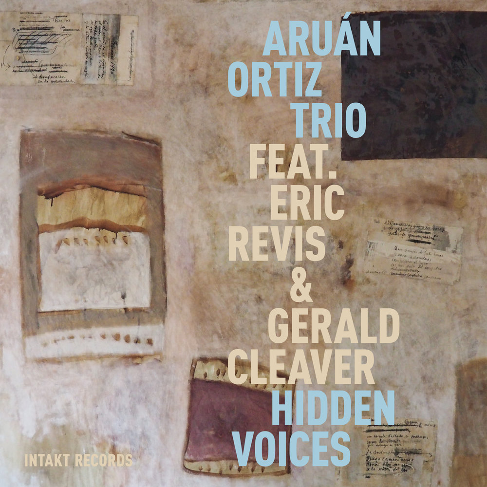 Aruán Ortiz Trio Hidden Voices, 2016